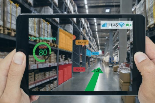 AR in Industry 4.0 for Manufacturing